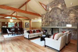exterior design cozy rustic family room design for rustic homes