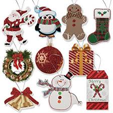 large christmas 100 pack of large christmas gift tags in 10 assorted