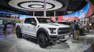 Ford Raptor Police Truck - ford beefs up already impressive f 150 raptor pickup truck
