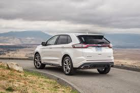 ford edge accessories 2015 ford edge reviews and rating motor trend