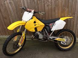 motocross bike for sale 1999 rm125 suzuki motocross bike for sale in glastonbury