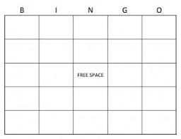 bingo card template word expin memberpro co