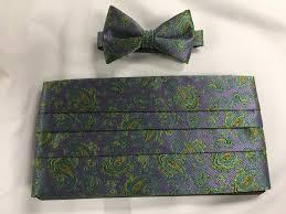 mardi gras bow ties mardi gras cummerbund and bow tie s tuxedo