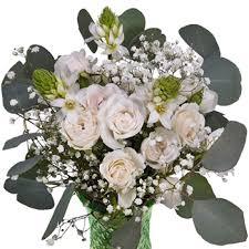 fresh flowers white fresh flower arrangement