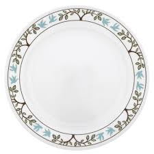 corelle livingware 10 25 tree bird dinner plate reviews wayfair