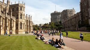 Windsor Castle Floor Plan by Mobility Access Windsor Castle
