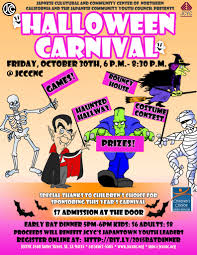 halloween carnival japanese cultural and community center of