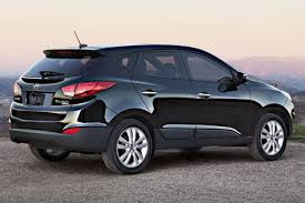 suv of hyundai used 2013 hyundai tucson suv pricing for sale edmunds