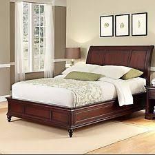 king sleigh bed ebay
