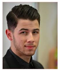 side part men u0027s haircut with best oval face haircuts for guys