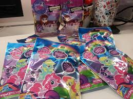 my little pony wave 10 glitter rainbow collection and lps youtube