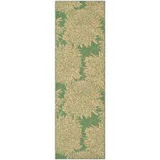 Indoor Outdoor Rug Runners Runner 3 U0027 And Larger Outdoor Rugs Rugs The Home Depot
