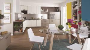 cuisine taupe mat cuisine équipée design en l square beige blanche cuisinella