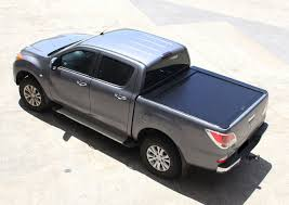 Electric Bed Cover Mazda Bt 50 2012 Accessories Retractable Electric Tonneau Cover