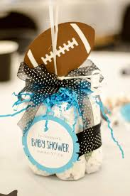 football baby shower turquoise black football baby shower decorations