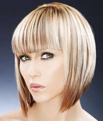 graduated bob hairstyles with fringe best hairstyles