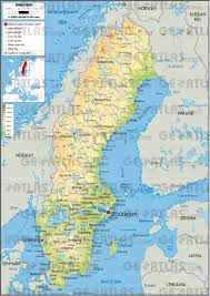 World Map Pdf Geoatlas Countries Sweden Map City Illustrator Fully