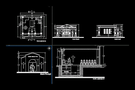 notre dame cathedral in autocad drawing kamocad dwg type free