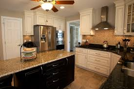 Kitchen Islands With Sinks Black Kitchen Island With Granite Top Gorgeous White Countertop