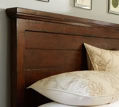 Pottery Barn Chesterfield Bed Collection In Pottery Barn Headboard Chesterfield Upholstered Bed