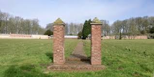 exton park u0027s walled kitchen garden