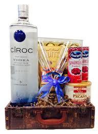 vodka gift baskets big ciroc vodka gift basket 1877baskets