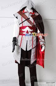 Assassins Creed Halloween Costumes Assassin U0027s Creed Ii 2 Cosplay Ezio Costume