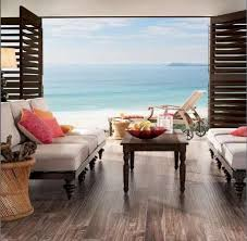 Best Modern Beach Home Interiors Images On Pinterest - Modern beach house interior design