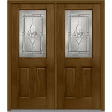 Doors Stained Front Doors Exterior Doors The Home Depot