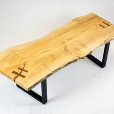 wood slab tables for sale live edge wood furniture custommade com