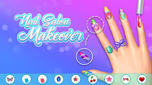 tapblaze nail salon makeover mobile entertainment apps