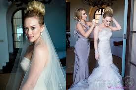 hilary duff wedding dress beautiful wedding dresses lipstick alley