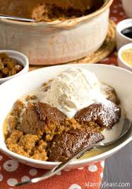 indian pudding a family feast