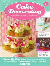 learn to decorate cakes at home cake decorating by de agostini uk issuu