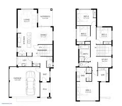 2 story house plan 2 story house plans luxury bedroom single with garage