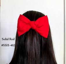 women s hair accessories bandana hair bow large hair bow hair clip hair bow bow big hair