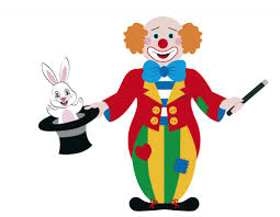 clowns for kids clipart 11