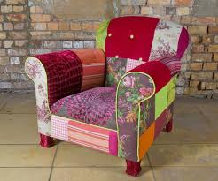 Funky Armchairs Patchwork Armchair The Little Bohemian Pinterest Patchwork