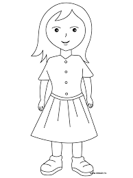 coloring page for girls coloring pages online