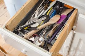 how to organise kitchen utensils drawer tips for organizing small kitchen drawers living well