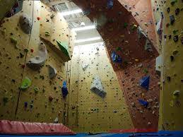 climbing gym banff centre