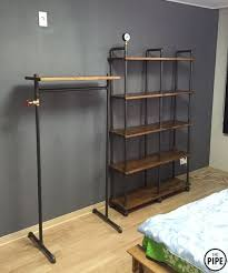 Black Pipe Shelving by 102 Best Ez4u Pipe Shelves Images On Pinterest Industrial Pipe