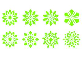 vector islamic ornament symbols vectorpicker