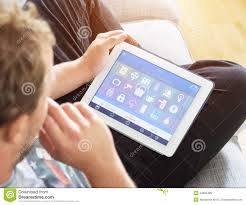 new smart home devices smart home device home control stock photo image 53665486