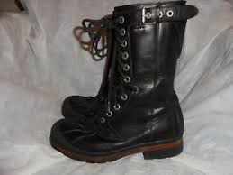 s ugg ankle boots with laces ugg australia event mens black leather lace up mid ankle boots
