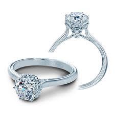 engagement ring setting verragio engagement rings 0 10ctw diamond setting
