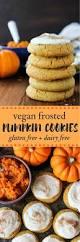 vegan gluten free thanksgiving recipes 25 best gluten free pumpkin cookies ideas on pinterest healthy