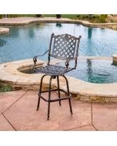 Cast Aluminum Patio Chair Sale Alert Cast Aluminum Patio Furniture Deals