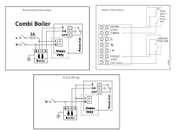 wiring diagram radiant heat oil wiring diagram thermostats
