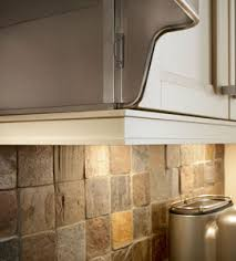 Kitchen Cabinet Light Rail Traditional Light Rail Kraftmaid